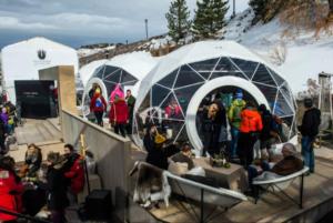 Fドームクラシック スキー場レストハウス